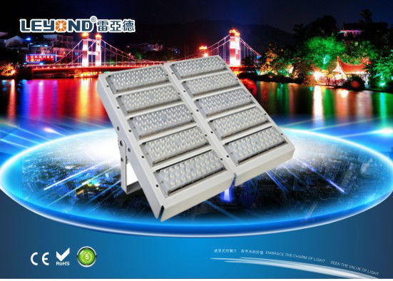 Football Ground Or Big Stadium Lighting CE, ROHS Approved 160LM/W High Lumens 500W Big Power Modular LED Flood Light